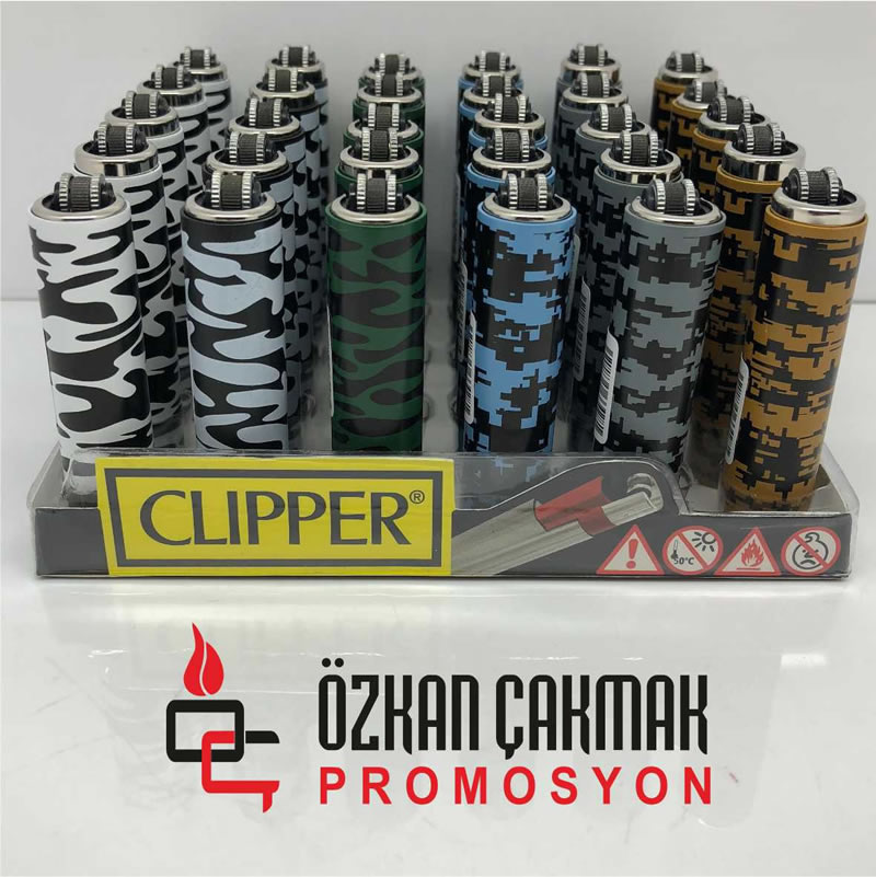 Clipper Çakmak Metal