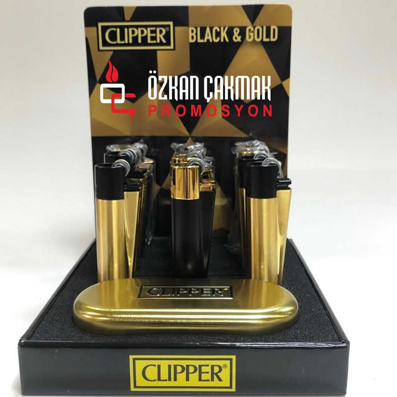Clipper Metal Çakmak